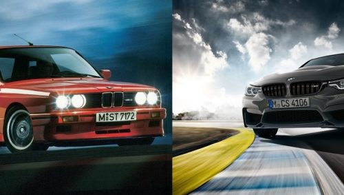 M3 then & now