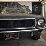Ford Mustang - The legend from the movie Bullitt