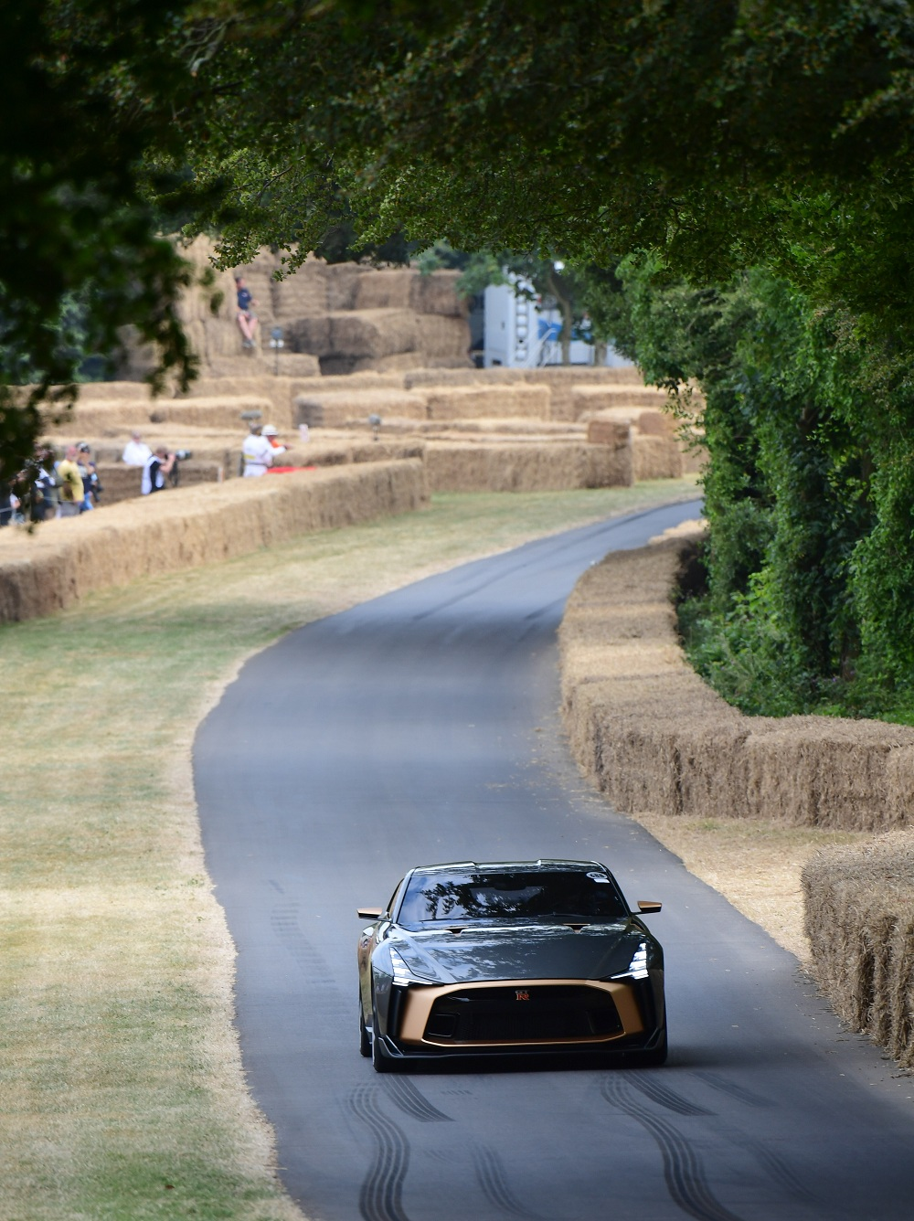 Nissan GT-R50 by Italdesign - Goodwood Festival of Speed