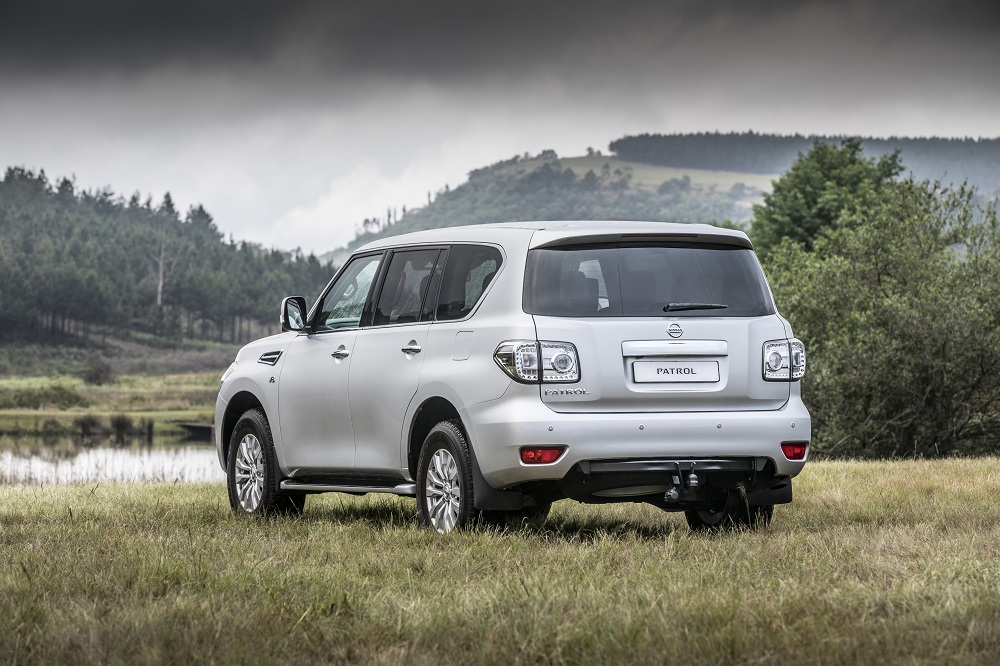 Bigger is better with the Nissan Patrol