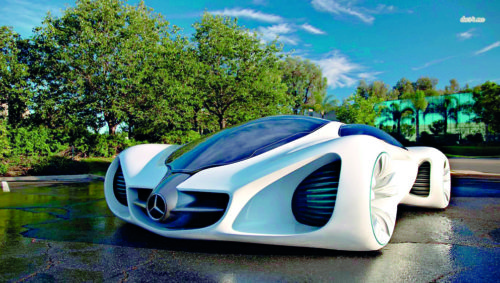 Top eight out-the-box concept cars
