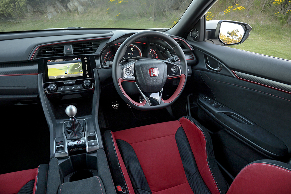 Tested Honda Civic Type R