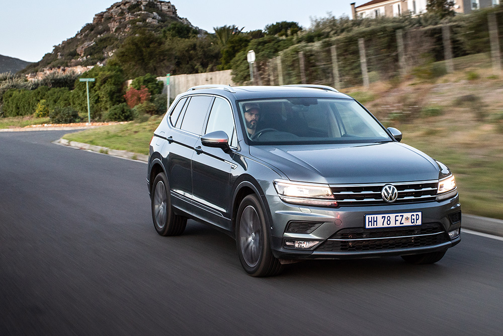 Tested: Tiguan vs Lexus