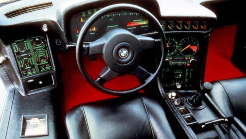 BMW E25 TURBO