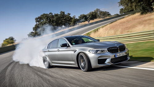 Tested: BMW M5 Competition