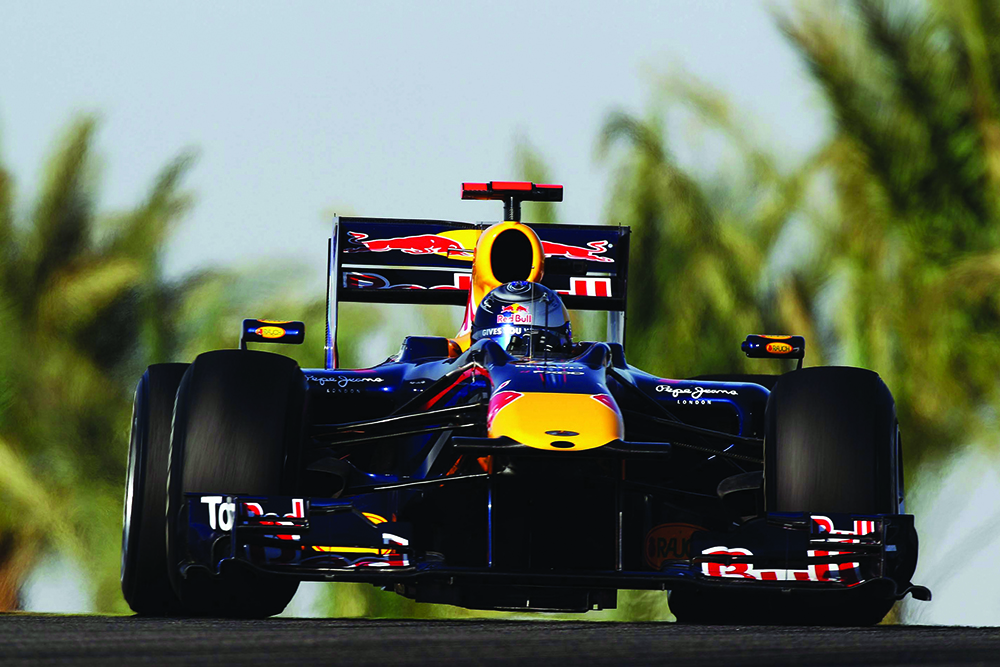 Red Bull Renault RB6 F1 Great