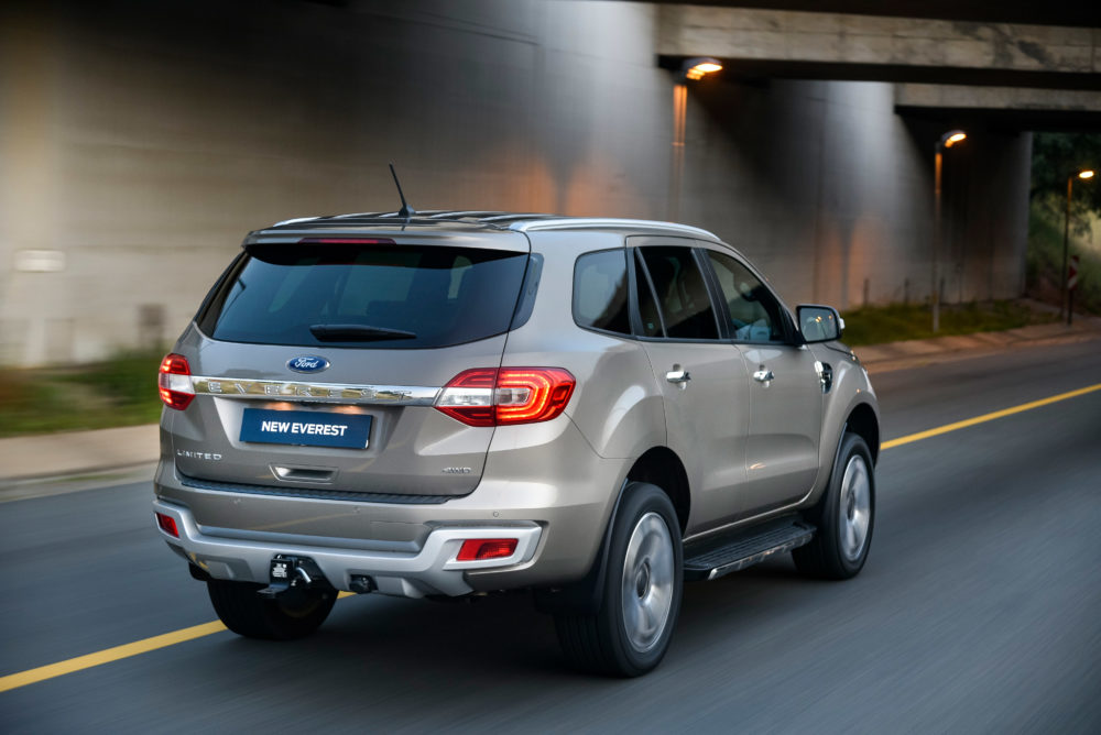 FORD EVEREST 2.0 BITUBRO