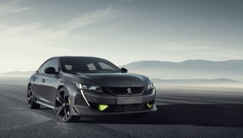 508 Peugeot Sport Engineered Concept