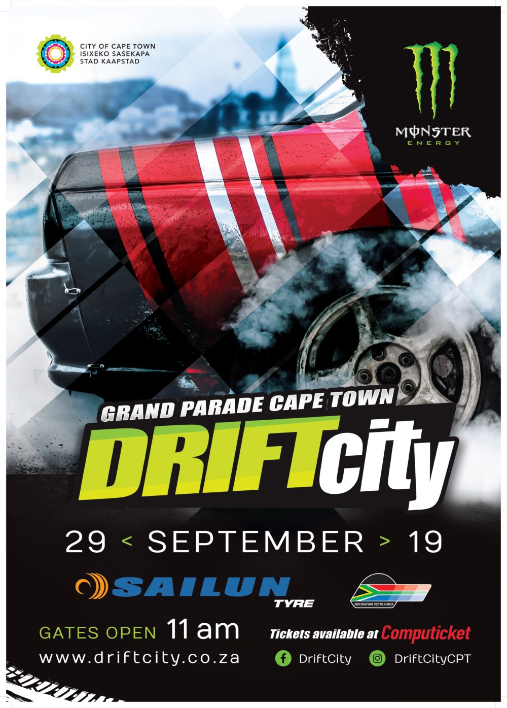 Drift City 2019