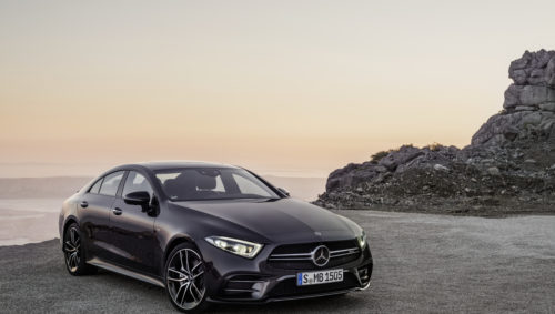 Mercedes-AMG CLS 53 4MATIC+