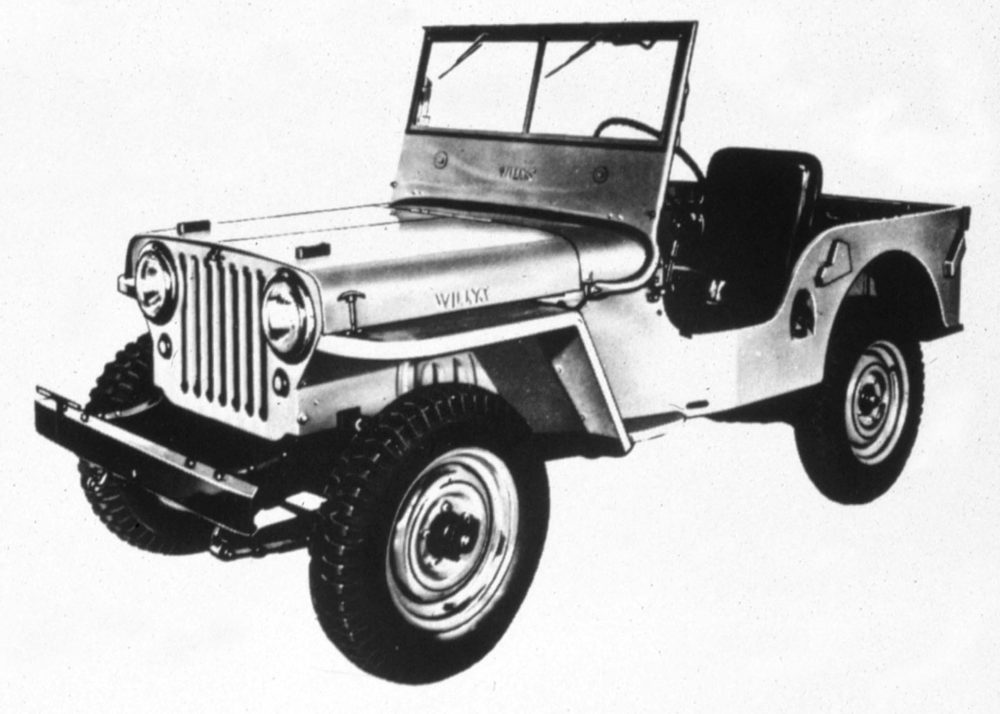 1945 Willys-Overland CJ-2A