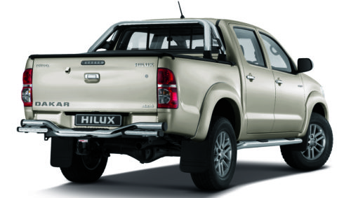 second-hand bakkies