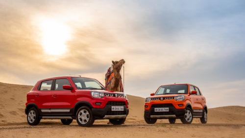 Suzuki S-Presso South Africa