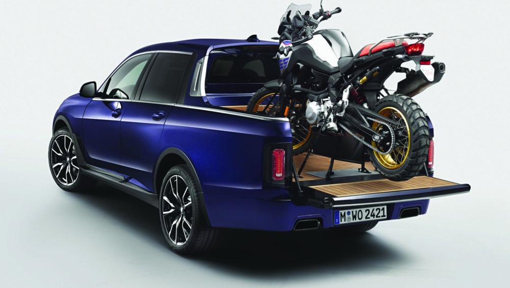 BMW X7 Bakkie
