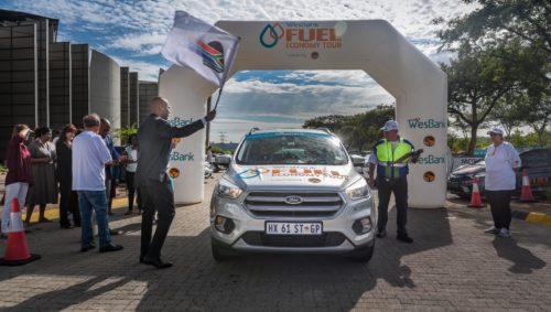 Ford Kuga Wesbank Fuel Economy Tour