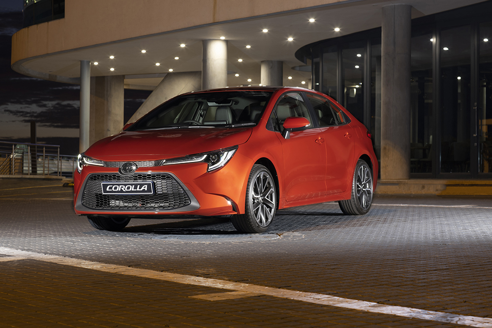 Toyota Launches New Corolla In Sa Why It Took So Long For The Car To Be Introduced Wheels24