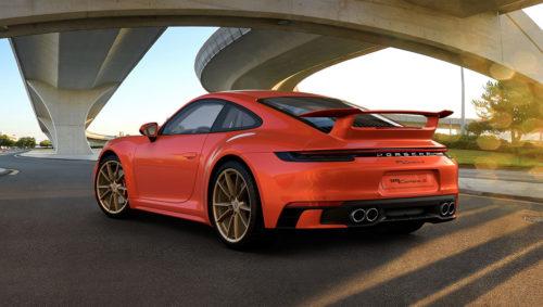 2020 Porsche 911 Aerokit