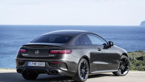 Mercedes-Benz E-Class range