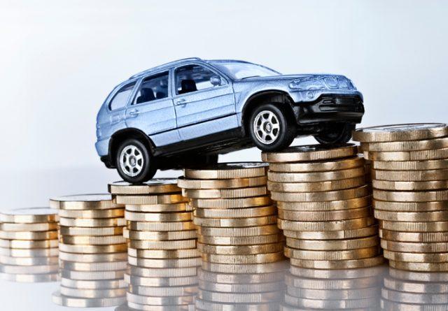 Vehicle depreciation