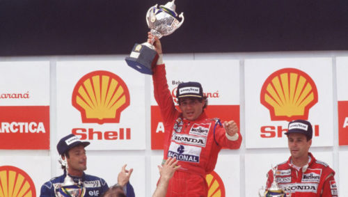 Greatest Formula 1 home wins