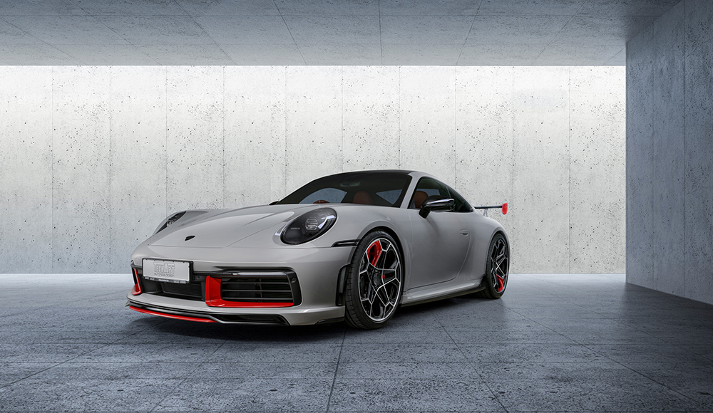 Techart 911 | Porsche | sports car | german