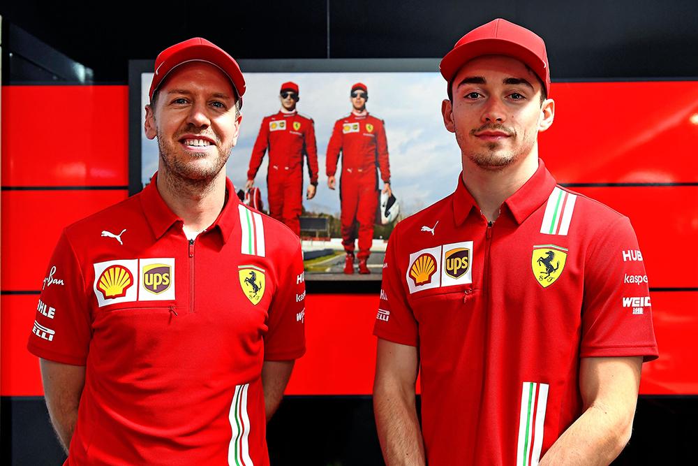 Sebastian Vettel & Ferrari call it quits