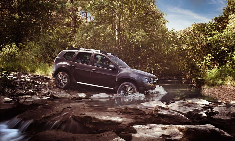 Affordable small second-hand SUVs