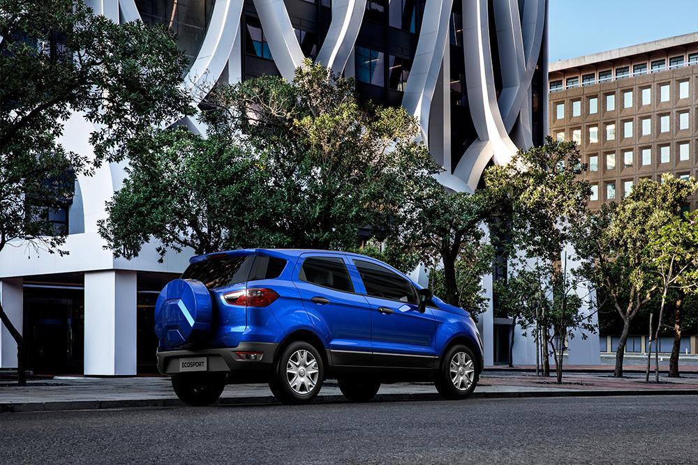 Ford EcoSport Ambiente Auto