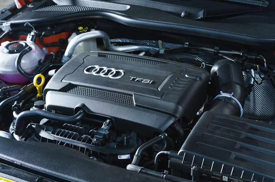 Audi TT 45 TFSI S-Tronic