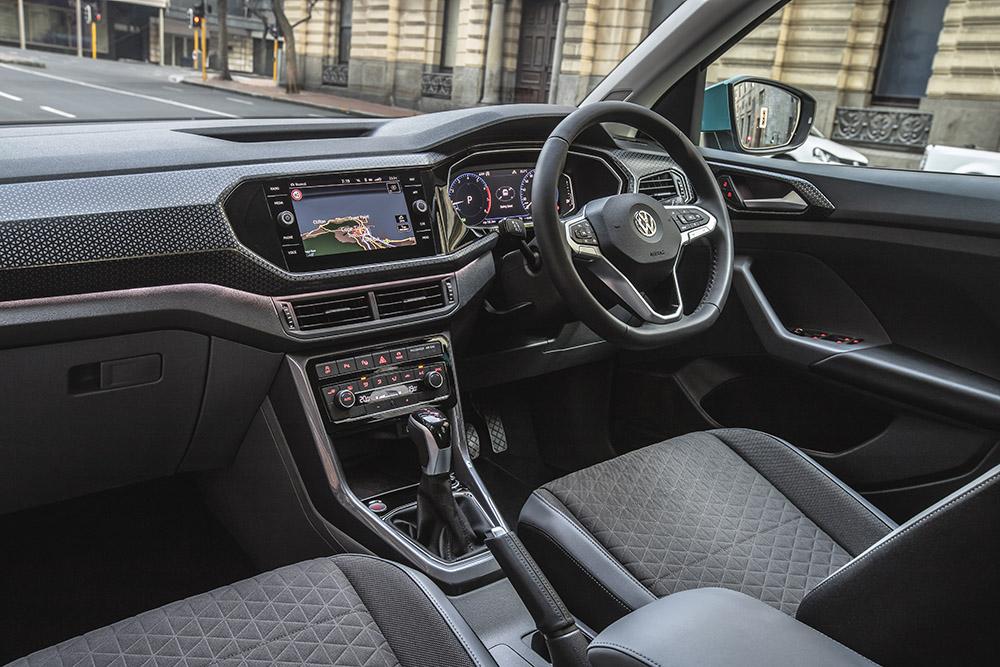 Volkswagen T-Cross South Africa