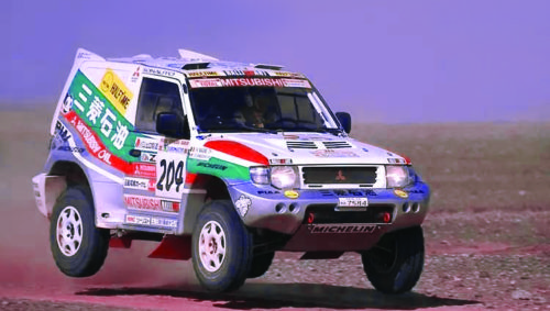 DAKAR LEGENDS