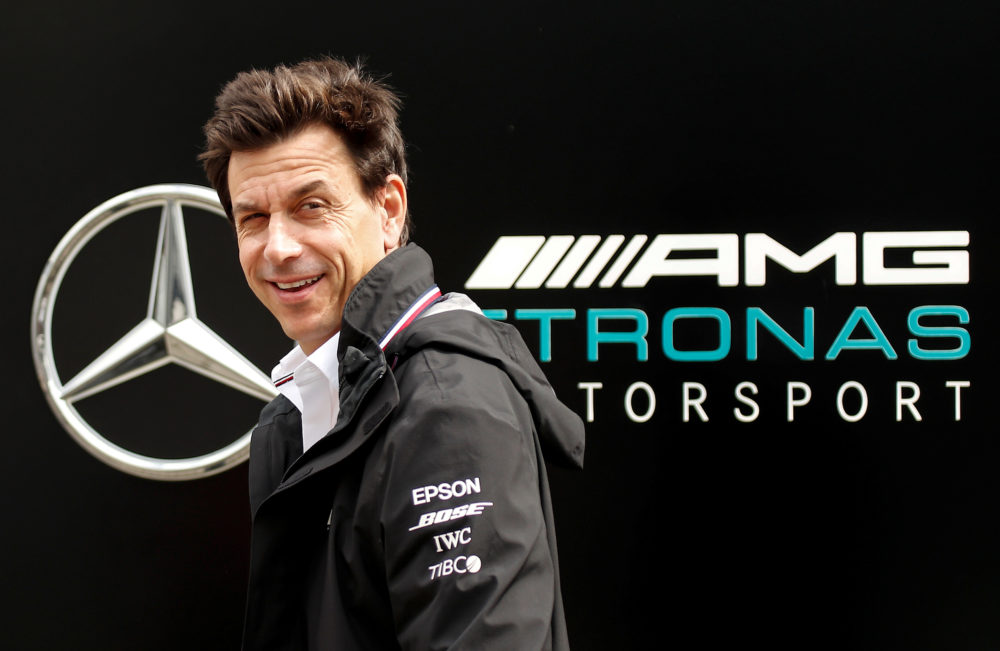 Toto Wolff