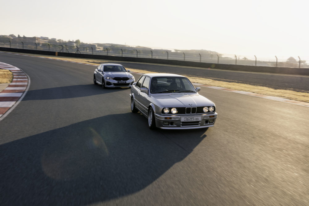 BMW 330is Edition and 325is