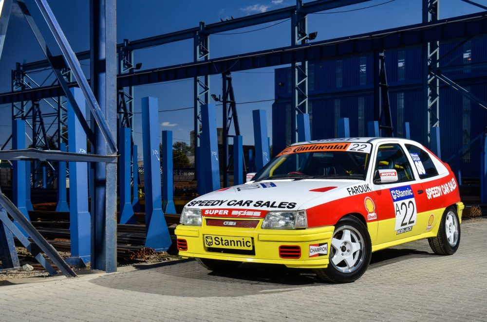Opel Kadett Superboss