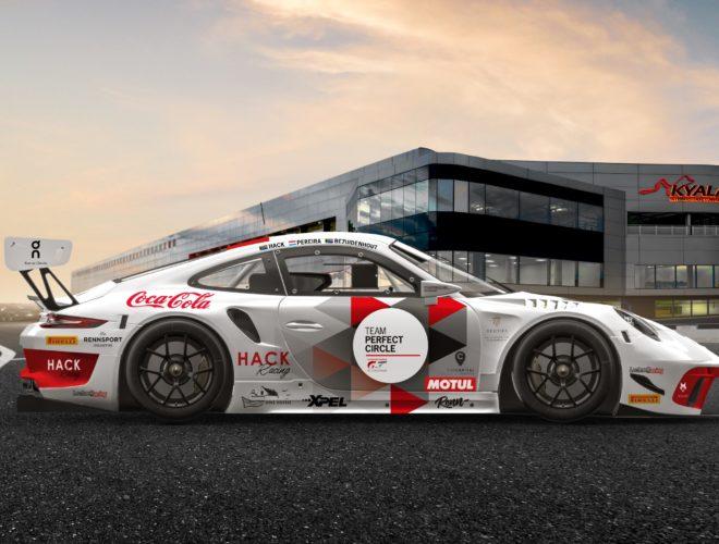 Team Perfect Circle Porsche GT3 R