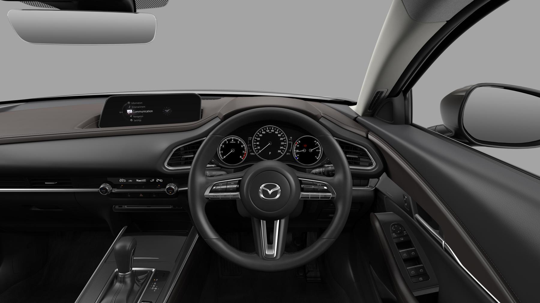 Mazdas CX-30