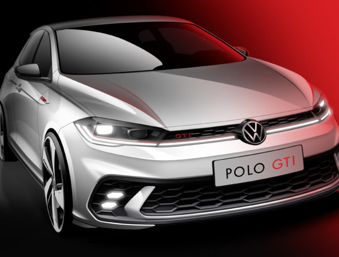 New Polo GTI