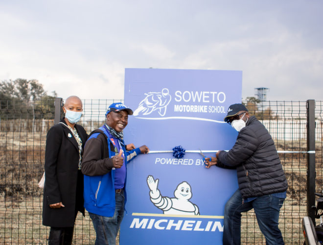 Soweto motorbike school