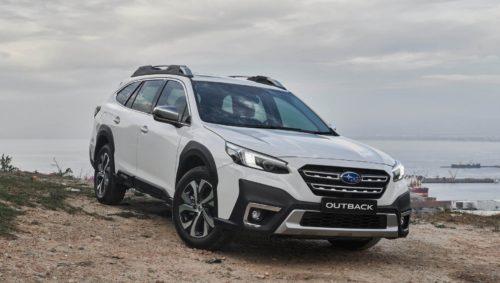 Subaru Ouback