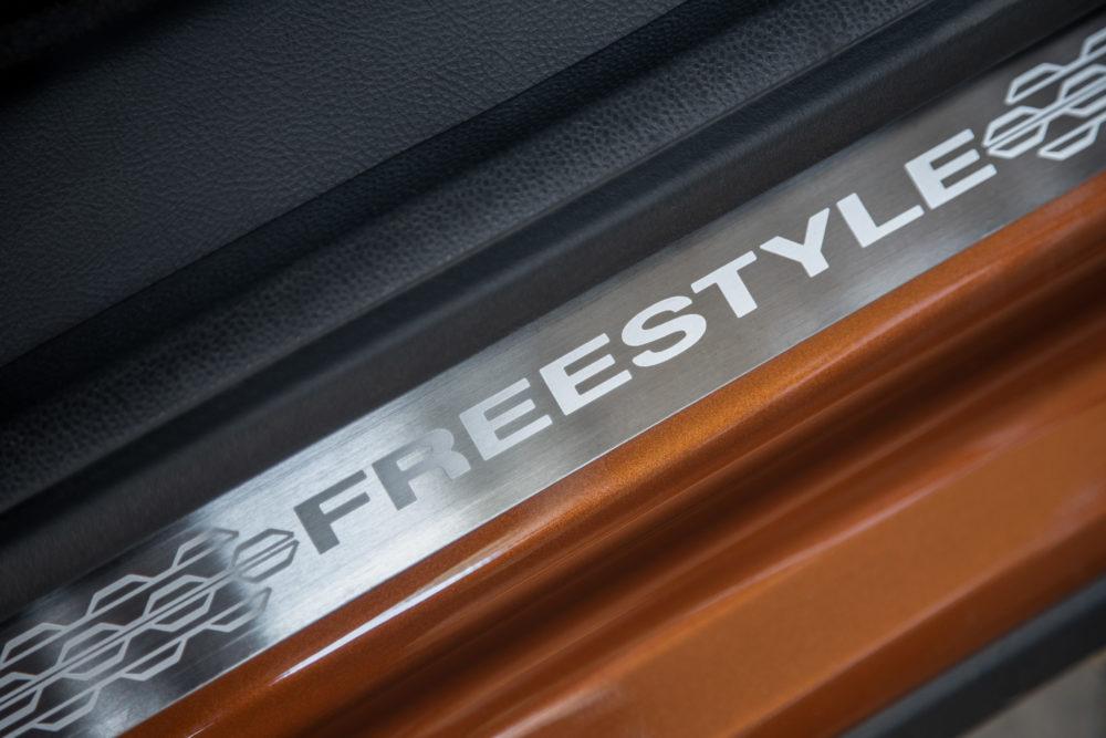 Ford Figo Freestyle Titanium
